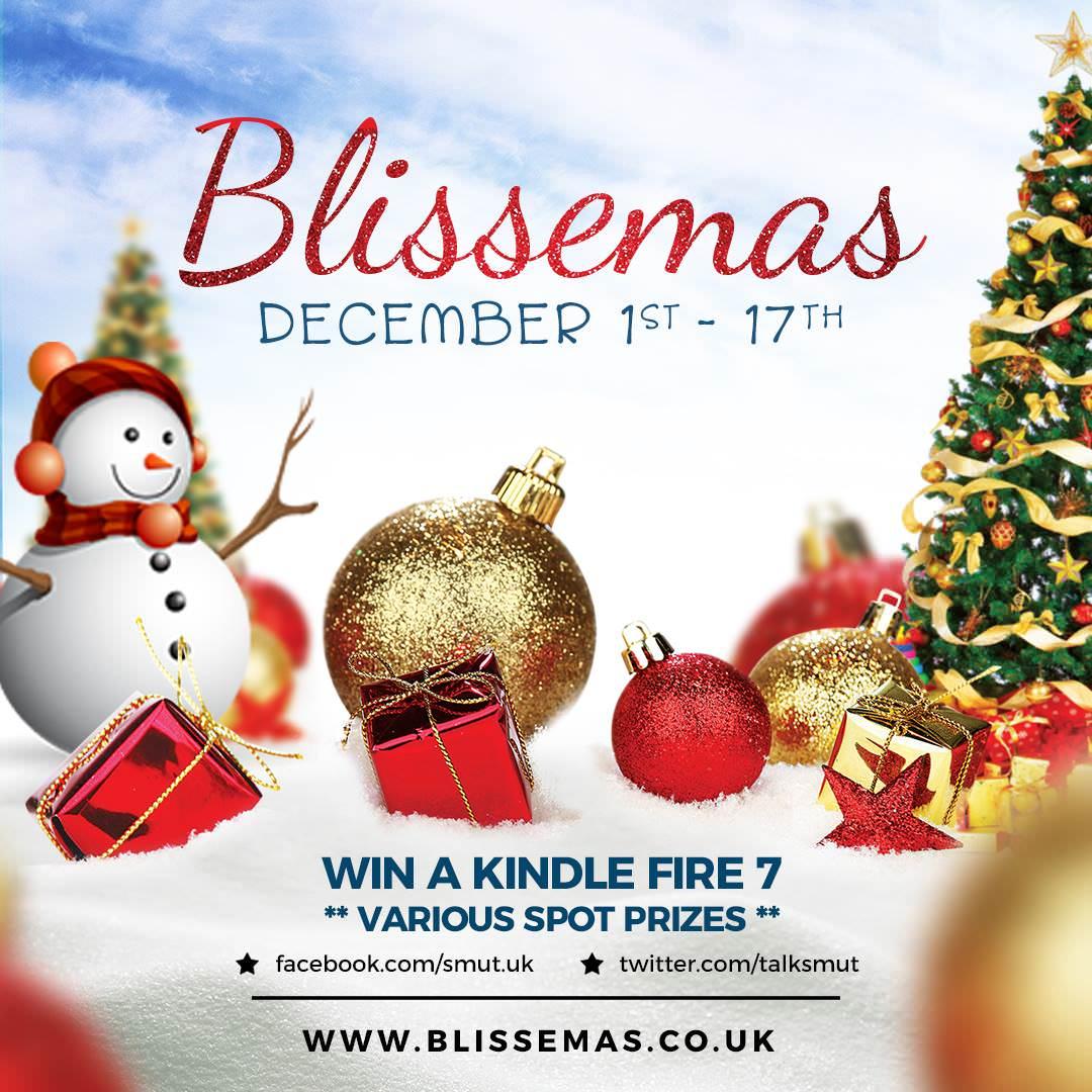 Blissemas, prize, Kindle, erotica