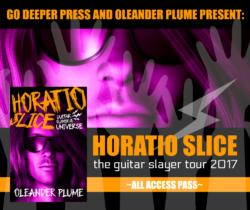 horatio slice, m/m romance, new release