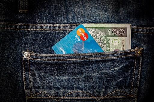 finances, money, spending, author