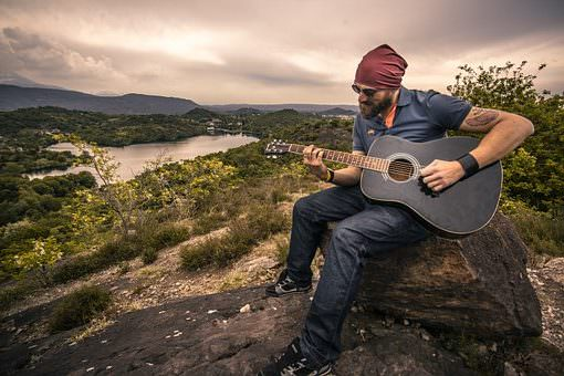 musician, authentic, unpaid