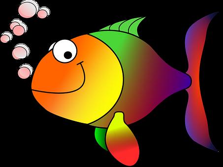 goldfish, animals, SHirley Conran